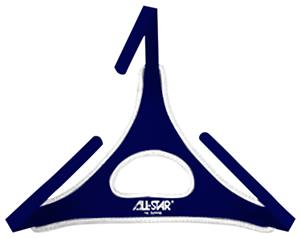 ALL-STAR DeltaFlex Baseball Face Mask Harness