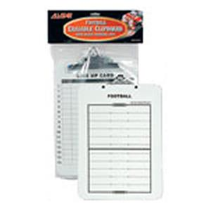ALL-STAR Football Erasable Clipboards