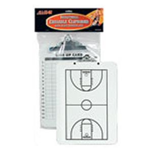 ALL-STAR Basketball Erasable Clipboards