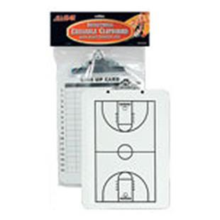 ALL-STAR Basketball Erasable Clipboards