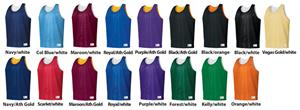 Mini Mesh Reversible Tank Basketball Jerseys
