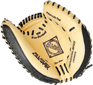 "ALL-STAR ""The Equalizer"" Baseball Training Mitts"
