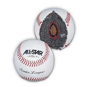 ALL-STAR ASSL-1 Senior League Baseballs-Dozen