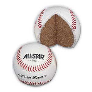 ALL-STAR ASHS Official League Baseballs-Dozen