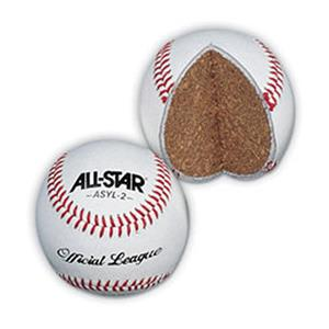 ALL-STAR ASYL-2 Official League Baseballs-Dozen