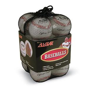 ALL-STAR Official League Raised Seam Baseballs