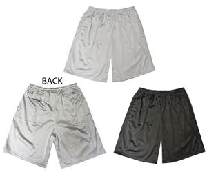 Fabnit Mesh Dazzle Coach Shorts w/Pockets-Closeout