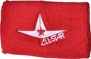 ALL-STAR Double Width Sports Wristbands