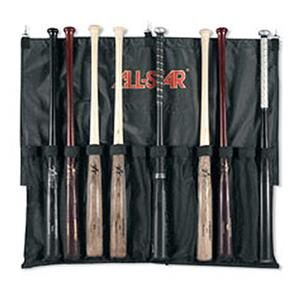 ALL-STAR Baseball/Softball Bat Carry Bags/Racks