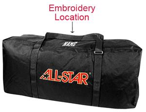 ALL-STAR BBL3 Baseball/Softball Equipment Bags