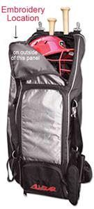 ALL-STAR BB6001 Baseball/Softball Equipment Bags