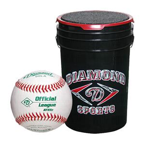 Diamond Bucket Combos Baseball CLOSEOUT