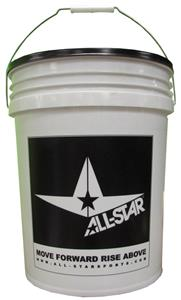 ALL-STAR Baseball/Softball Plastic Buckets
