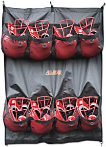 ALL-STAR HB1 Baseball/Softball Helmet Bag/Racks