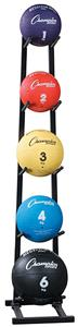 Champion Sports Single Medicine Ball Tree