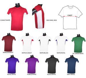 Fabnit SofiDry Moisture Management Crewneck Shirts