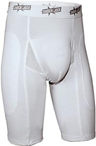 ALL-STAR &quot;Shock Jock&quot; Baseball Compression Shorts