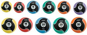 Champion Sports Rhino Elite Medicine Balls