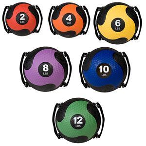 Champion Sports Rhino Ultra Grip Medicine Balls