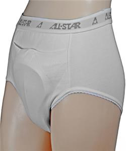 ALL-STAR Women's Protective Sports Briefs