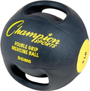 Champion Double Grip Anatomic Medicine Balls