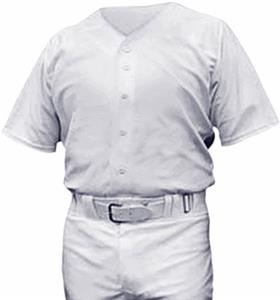 ALL-STAR Adult Full Button Baseball Jerseys