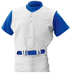ALL-STAR Vest Style Full Button Baseball Jerseys