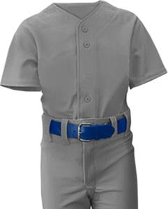 ALL-STAR Youth Full Button Baseball Jerseys