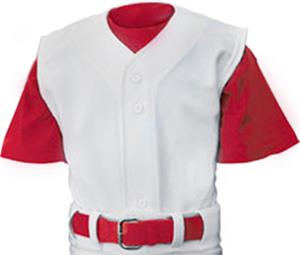 ALL-STAR Youth Vest Syle Baseball Jerseys