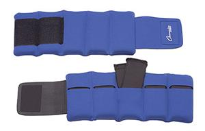 Champion Flexible Adjustable Wrist/Ankle Weights