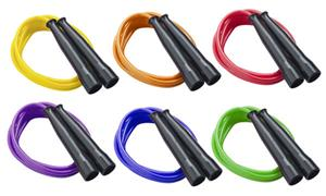 Champion 6&#39; Licorice Speed Jump Ropes (Set of 6)