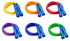 Champion 9' Licorice Speed Jump Ropes (Set of 6)