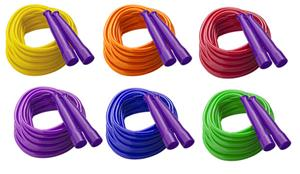 Champion 32' Licorice Speed Jump Ropes (Set of 6)