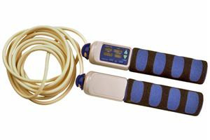 Champion Sports Adjustable Power Jump Rope
