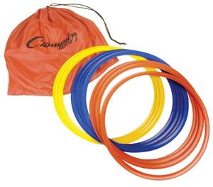 Champion Sports Speed Rings (Set of 12)