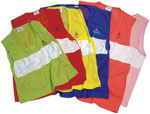 Select Over-Vest Training Bib (Dozen)