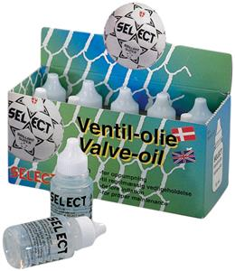 Select Valve Oil (10 Pack)