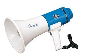 Champion Sports 1000 Yard Range Megaphones