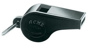 Champion Sports Acme Small Plastic Whistle (Dozen)
