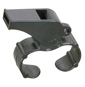 Champion Sports Plastic Whistle Finger Grip-Dozen