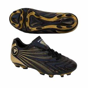 Vizari Milan Junior Soccer Cleats (Black)