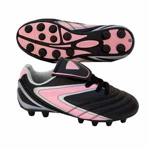 Vizari Youth Verona FG Black/Pink Soccer Cleats