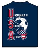 Utopia Sports USA Undeniable Soccer T-Shirt