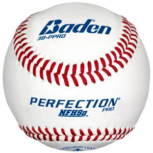 Baden NFHS Perfection Pro Raised Seam Baseballs