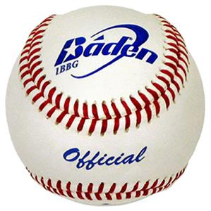 Baden Youth Raised Seam Baseballs (DZ) 1BBG C/O