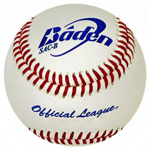 Baden Synthetic Cover Raised Seam Baseballs SAC-BS