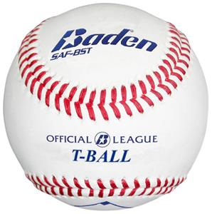Baden Saf-T-Soft T-Ball Raised Seam Baseballs C/O
