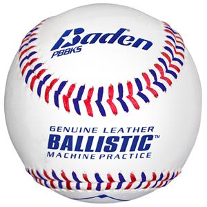 Baden Ballistic Pitching Machine Ball (DZ) PBBKS