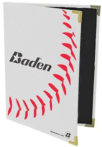 Baden Baseball Notebooks