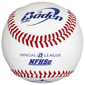 Baden NFHS Raised Seam Baseballs (DZ) 2BBBPAG